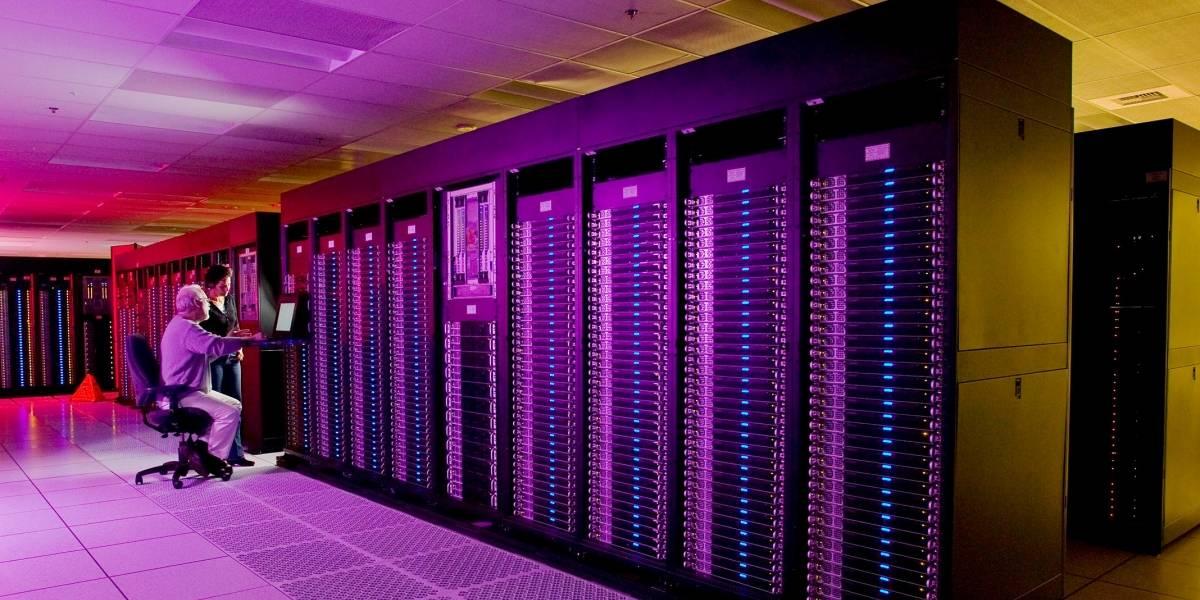 Esta monstruosa supercomputadora podría tener a cargo la energía nuclear de EE.UU.