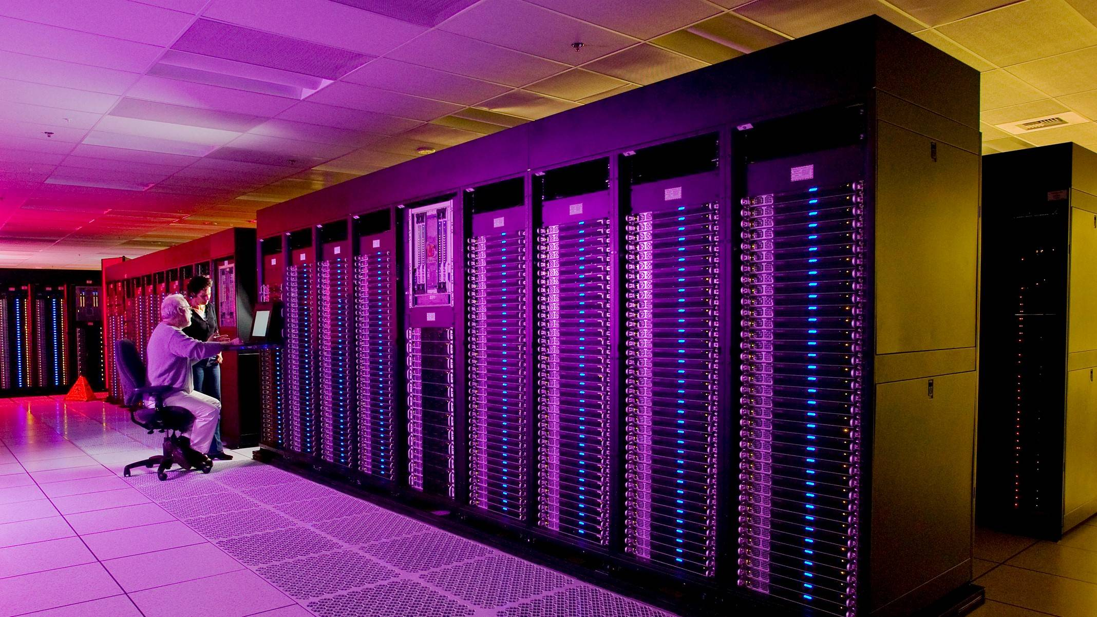 La supercomputadora más ràpida del mundo será construida para el Gobierno de los Estados Unidos
