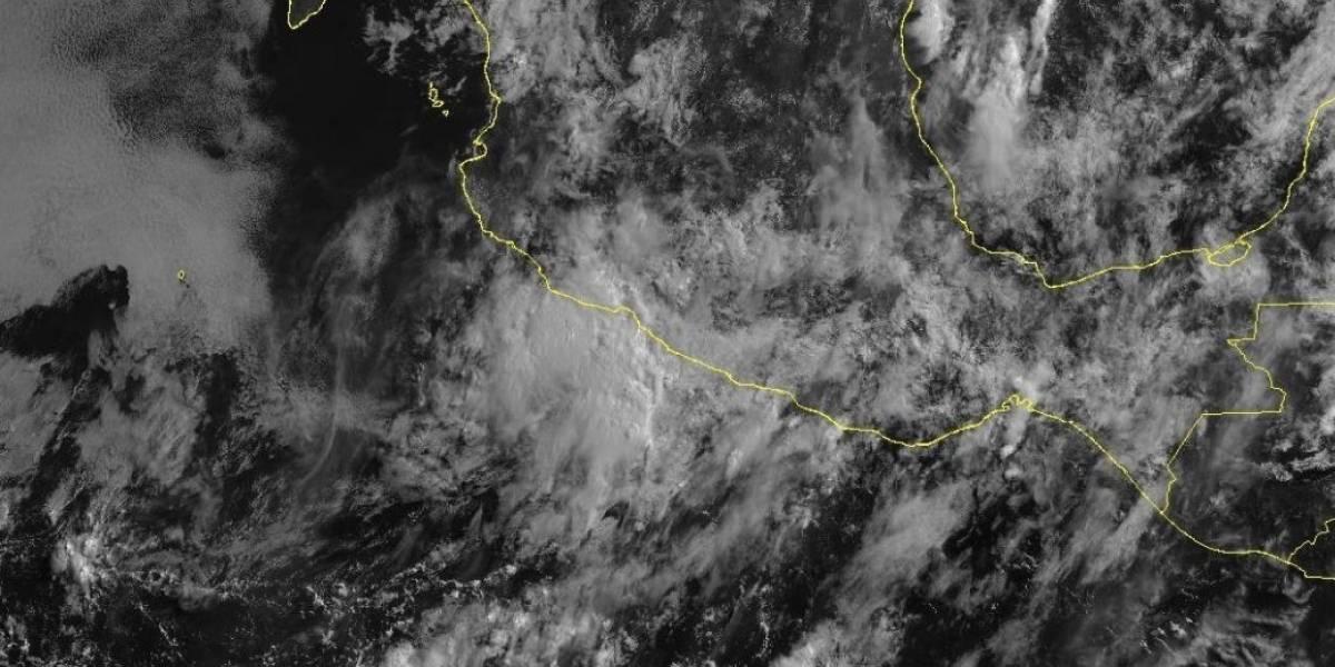 Carlotta se vuelve depresión tropical