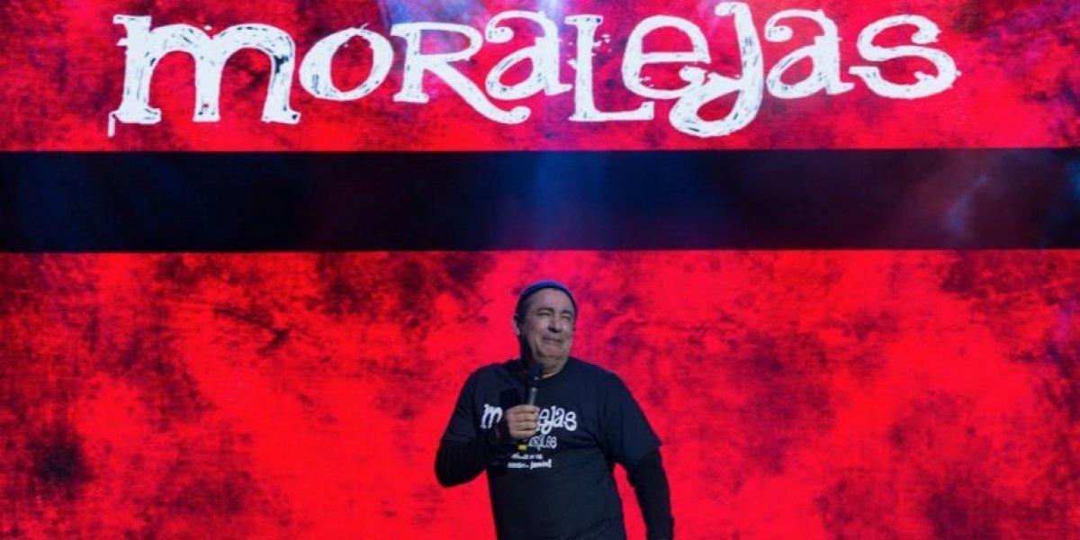 """Miguel Morales se va para Estados Unidos con sus """"Moralejas"""""""