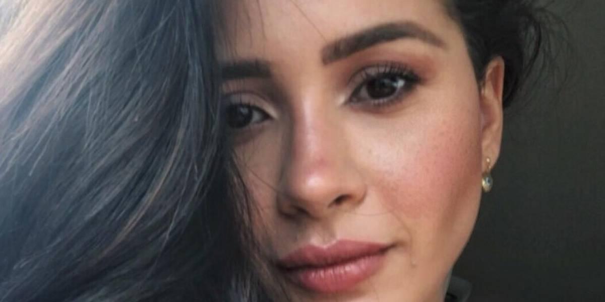 ¿Danna Hernández y Jencarlos Canela juntos en la isla?