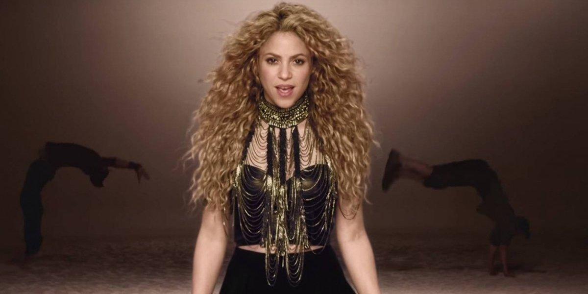 Shakira incluye símbolos nazis en la promoción de su nueva gira