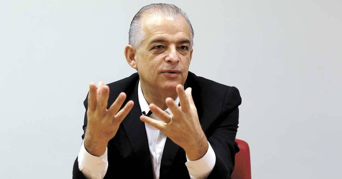 governador Márcio França (PSDB)