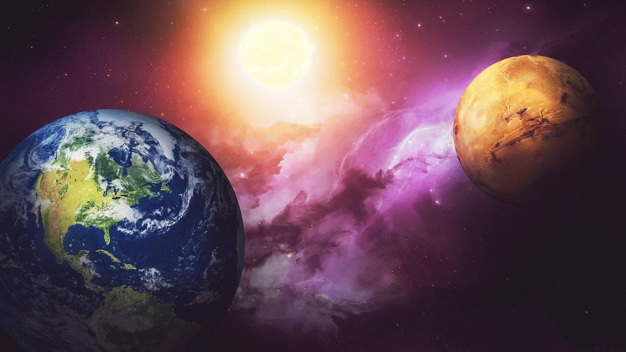 Marte se acercará más a la Tierra en las próximas semanas de lo que ha estado en 15 años