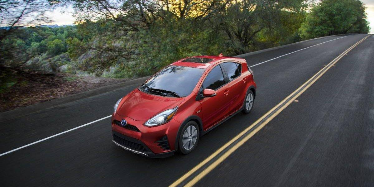 El Grupo Toyota domina la venta de híbridos en Chile