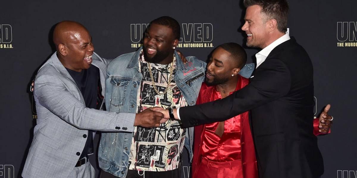 Unsolved, série sobre os assassinatos de Tupac Shakur e Notorious B.I.G., está disponível na Netflix