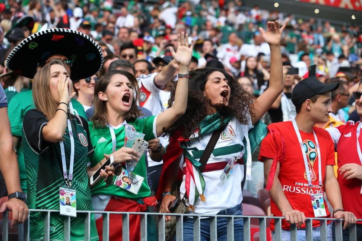 Afición México