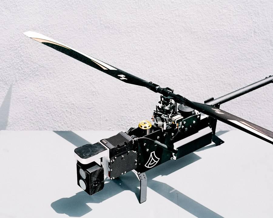 Se espera integral drones especializados