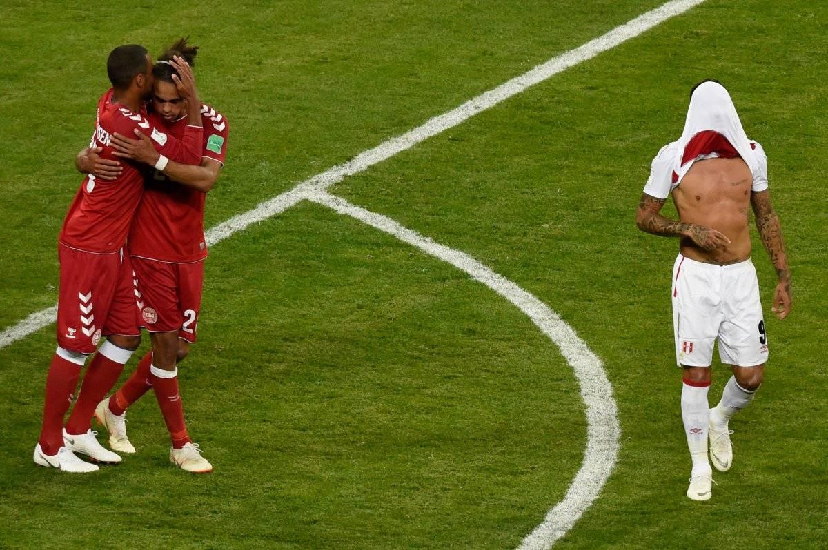 Perú falló en su regreso a un Copa del Mundo.