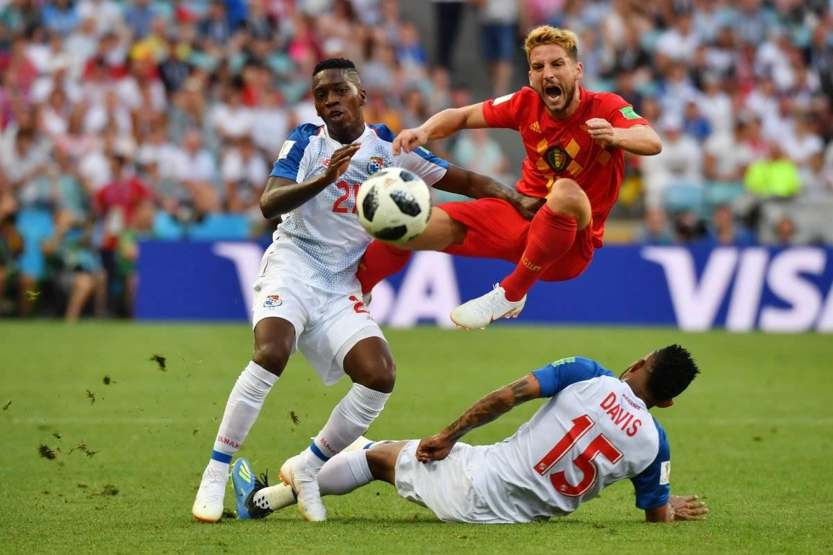 Panamá no tuvo un buen debut en la Copa del Mundo.