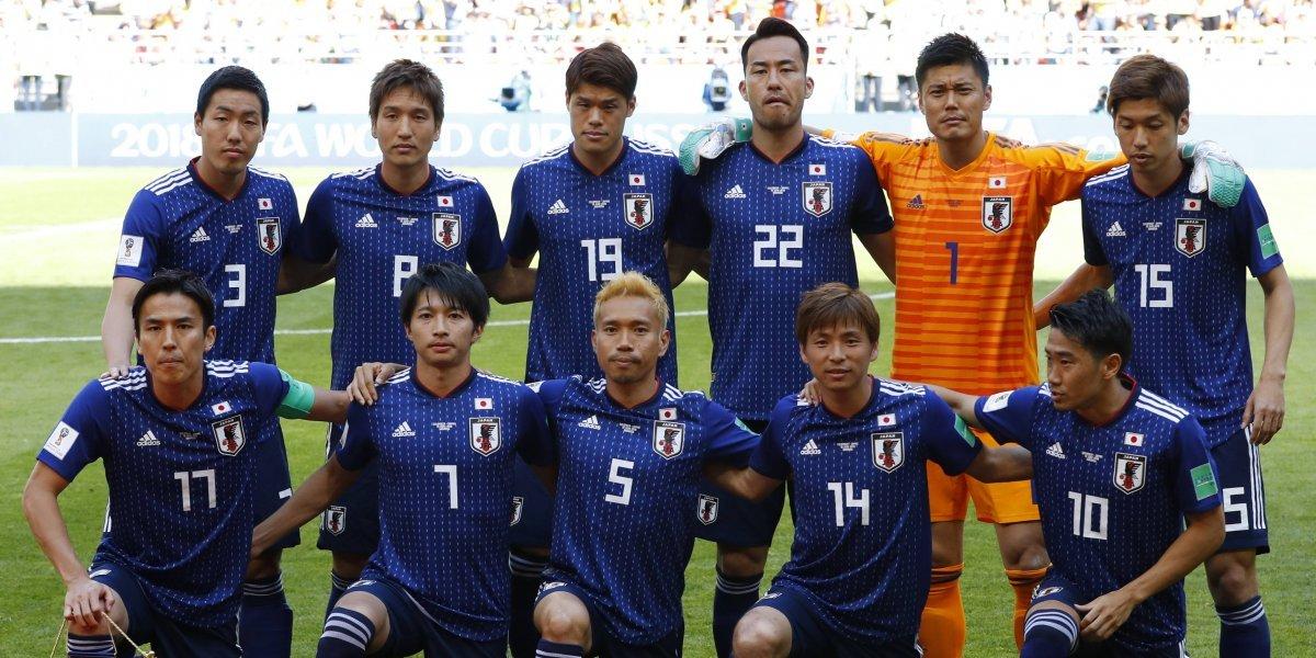 Japón se quita un maleficio ante Colombia