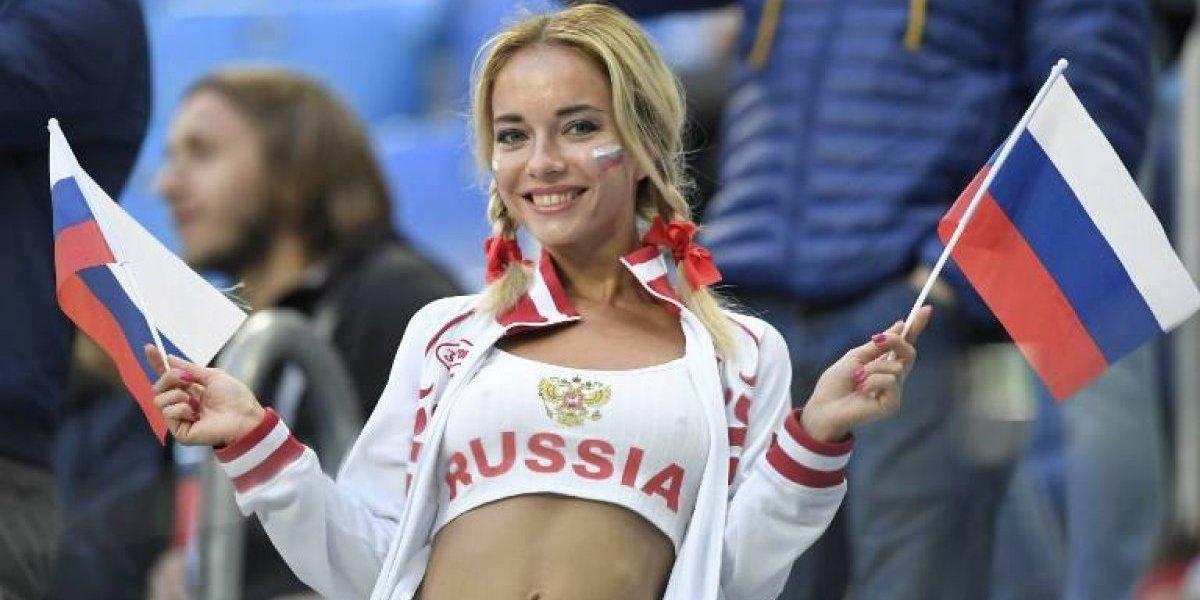 Las aficionadas vuelven a ser protagonistas del sexto día del Mundial