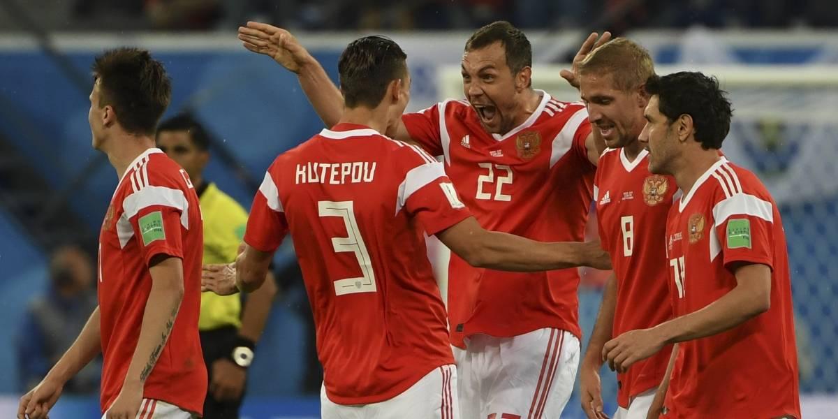 Rusia consigue algo histórico en el Mundial