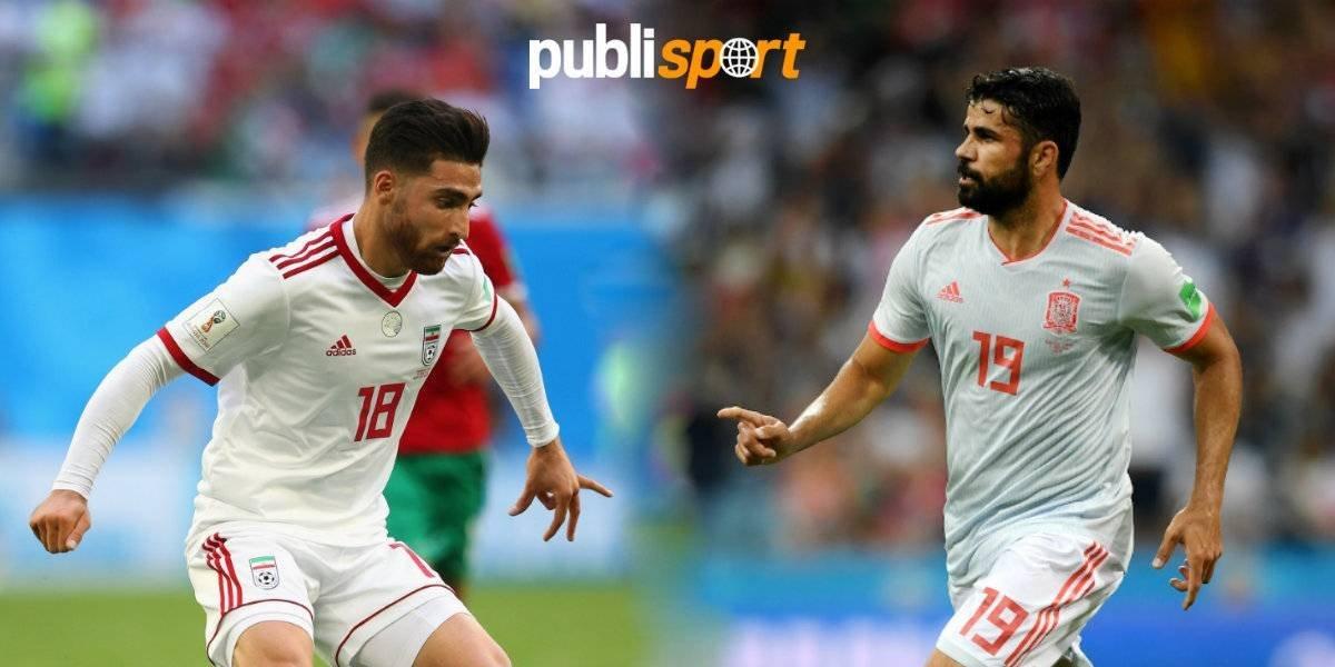 Irán vs España, ¿dónde y a qué hora ver el partido?