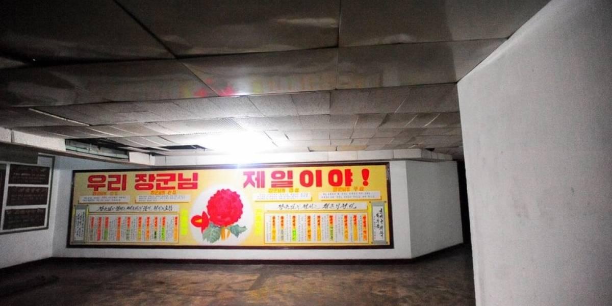 """O estudante que visitou o lugar que """"não existe"""" na Coreia do Norte"""