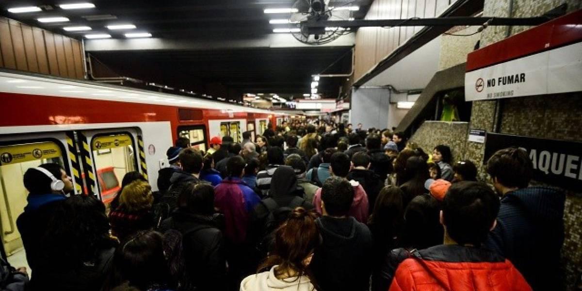 Chile: Terror tras aparente uso de droga desconocida en metro de Santiago