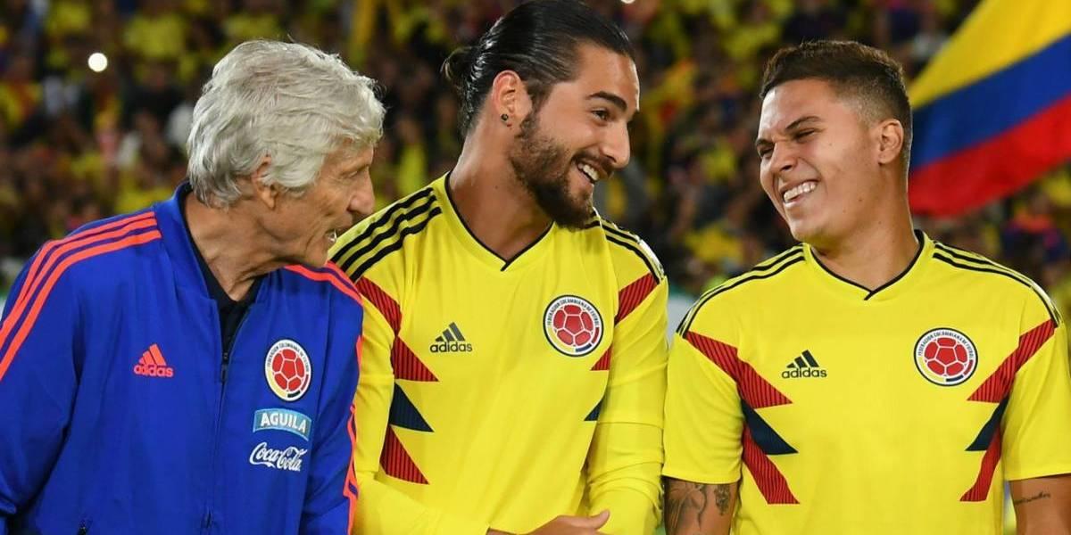 Maluma lo pasa mal en el Mundial: Le roban casi un millón de dólares en relojes y otros artículos