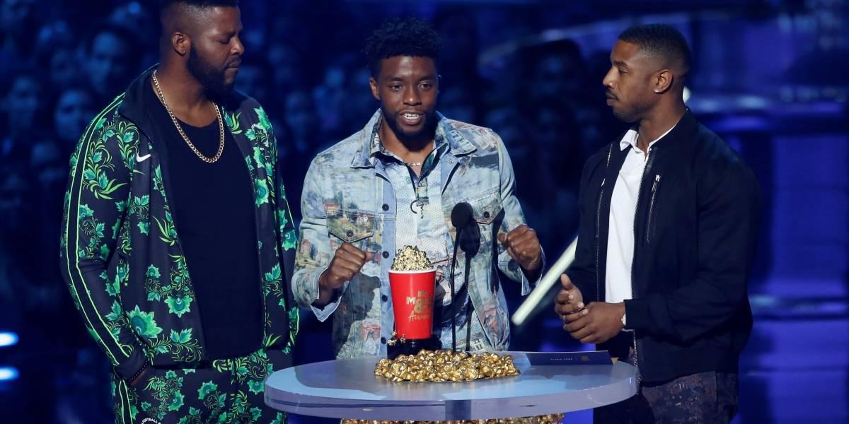 Pantera Negra é o grande vencedor do MTV Movie & TV Awards; veja quem mais ganhou