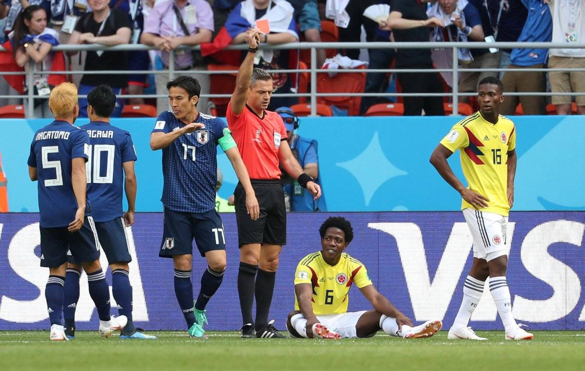 penalti sanchez colombia e japao