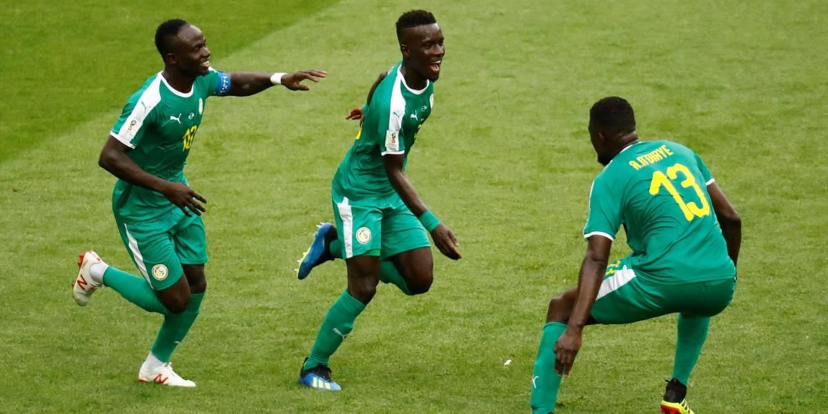 AO VIVO: Nos 40 minutos do 2º tempo, Polônia diminui contra Senegal