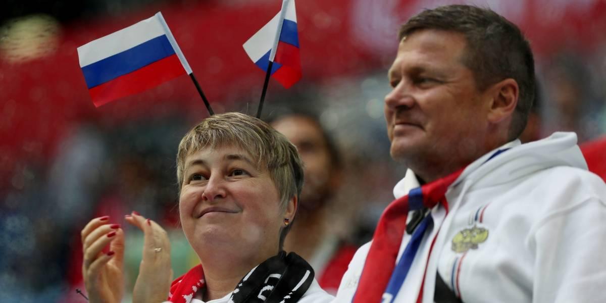AO VIVO: Rússia vence o Egito por 3 a 1