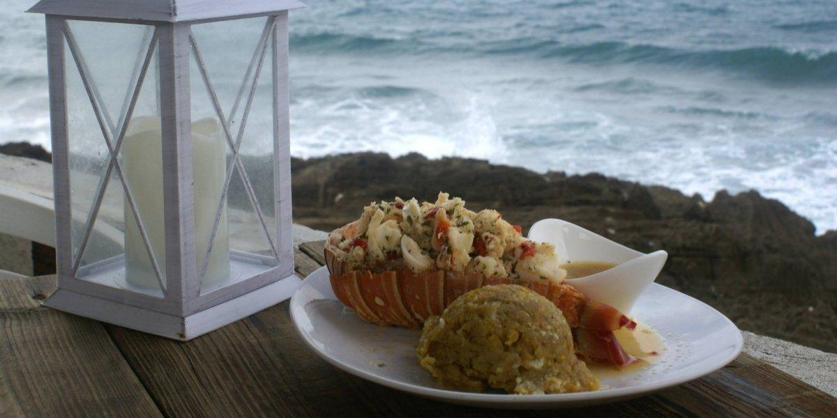 Salpicón en Islote: frescura del mar a la mesa