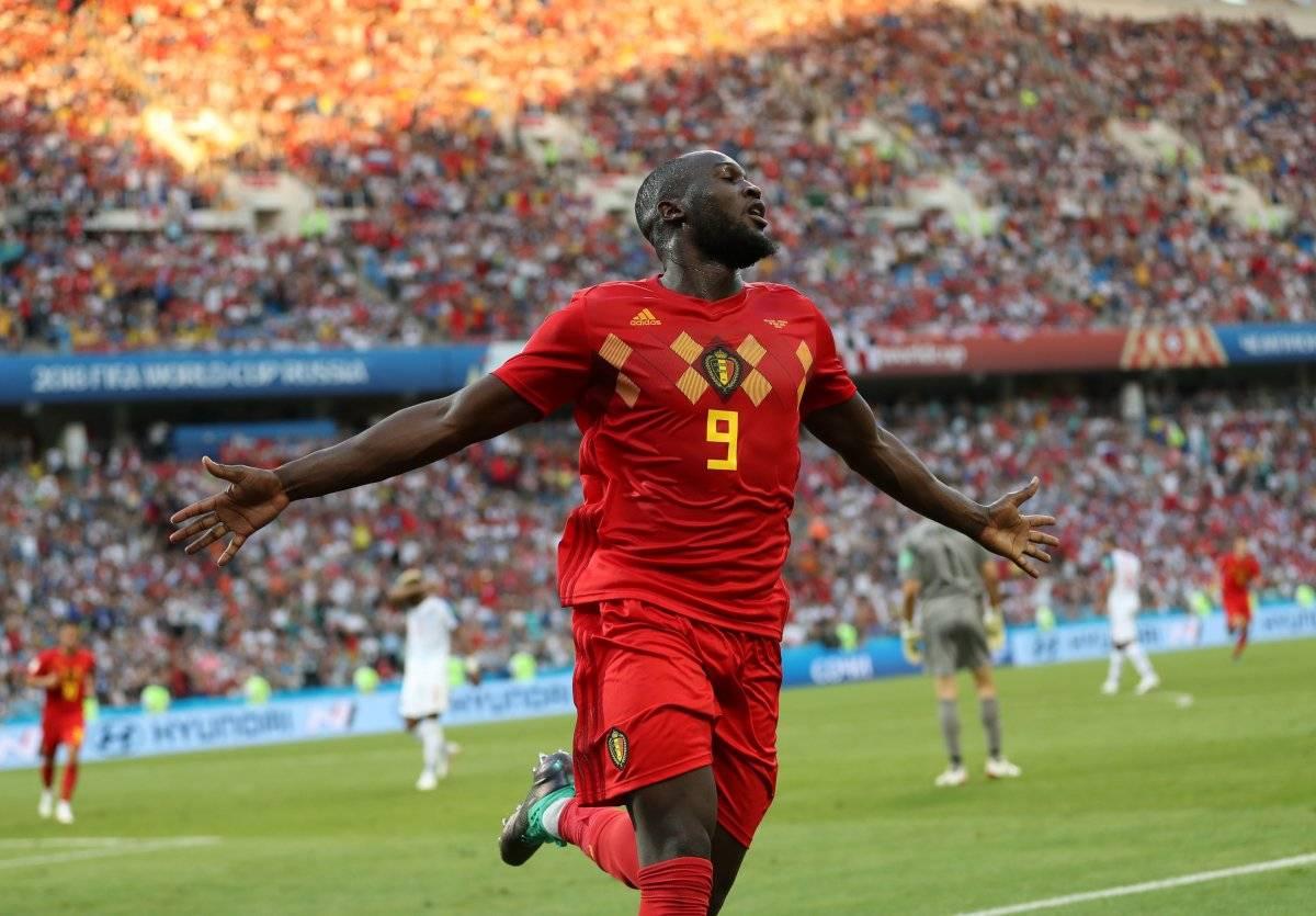 Bélgica, la selección que convence en Rusia 2018 EFE