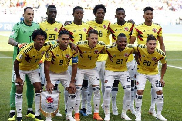Calificaciones de los jugadores de Colombia vs Japón