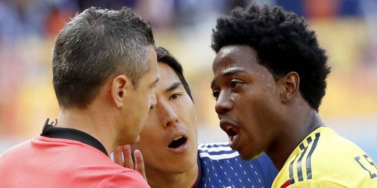 Además de tres puntos, Japón le arrebató un récord mundial a Colombia