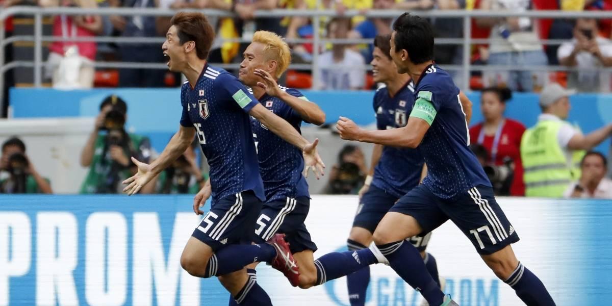 Colombia vs Japón: Se toman la revancha de 2-1 contra los cafeteros