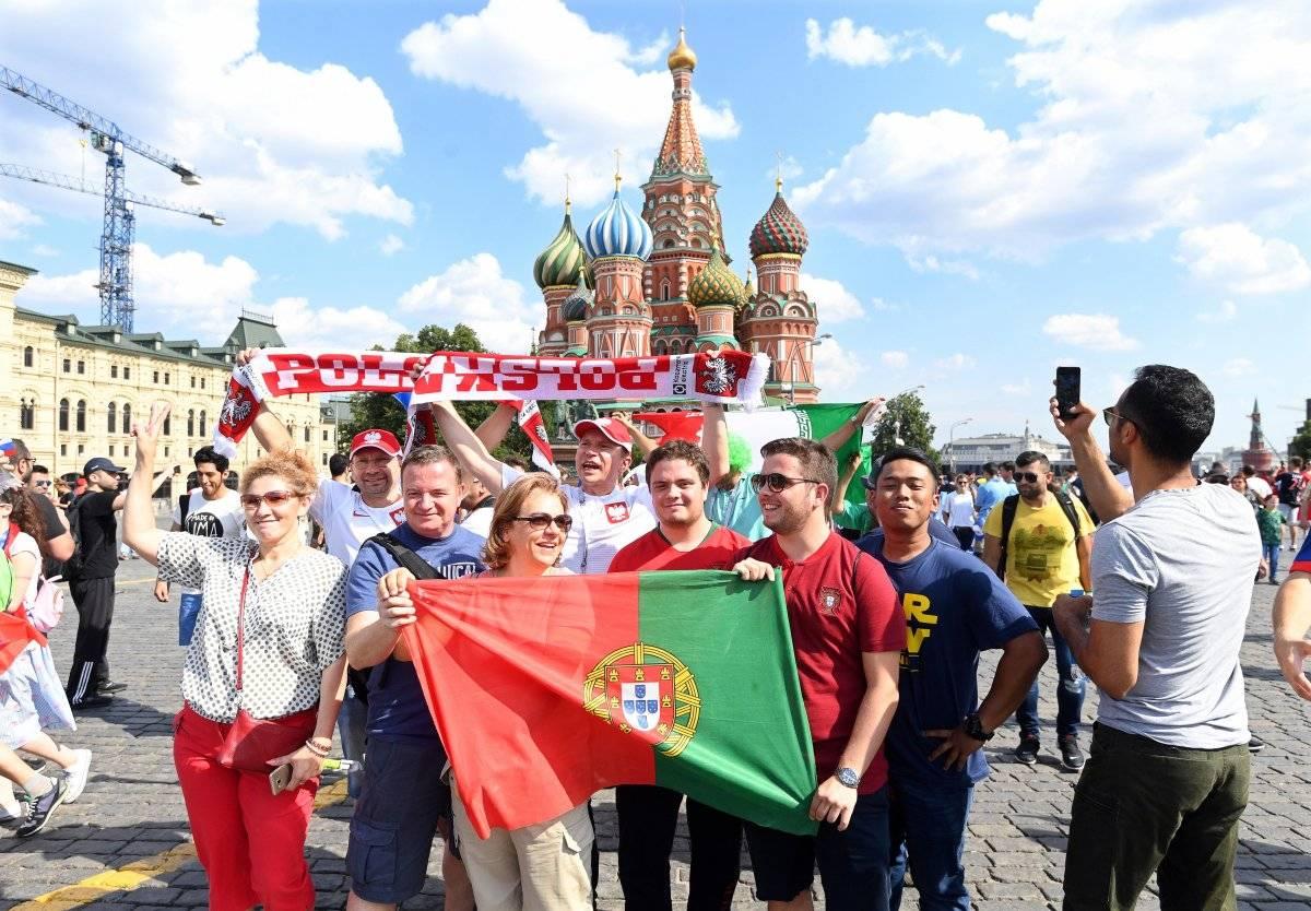 Portugal vs Marruecos: EN VIVO ONLINE Rusia 2018, horarios, alineaciones, canales de transmisión Getty Images