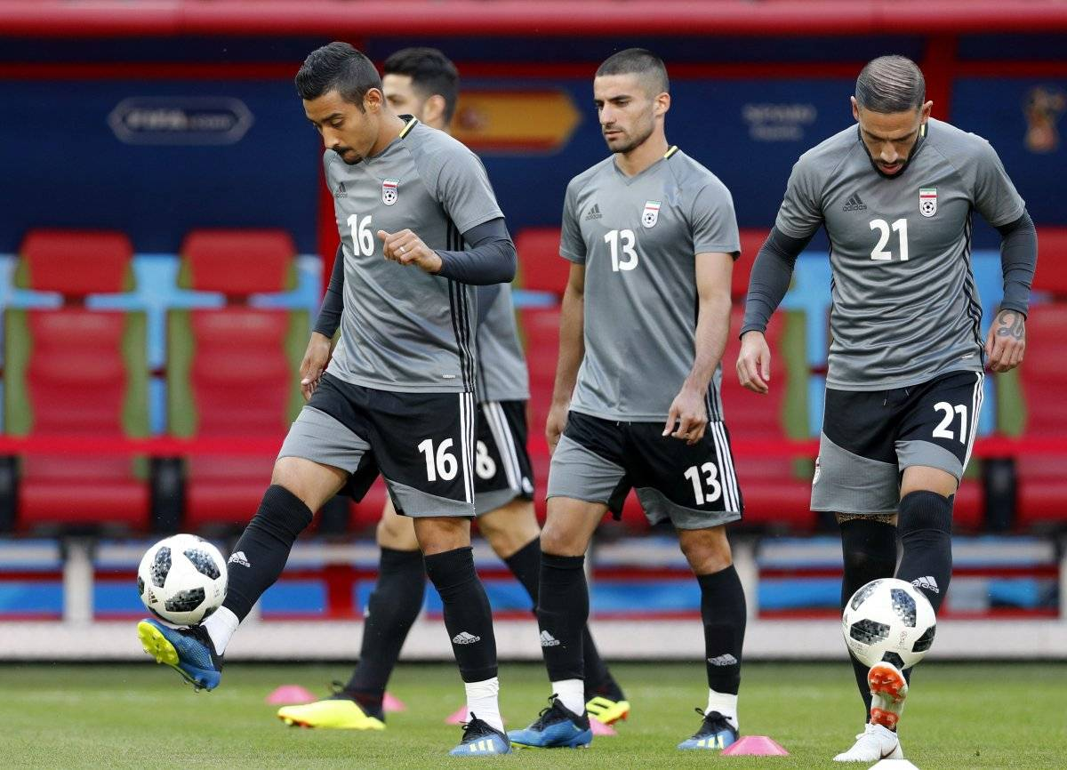 Irán vs España Getty Images