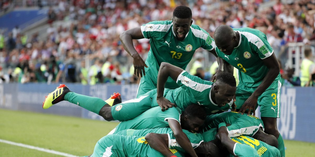 La victoria africana favoreció a Colombia