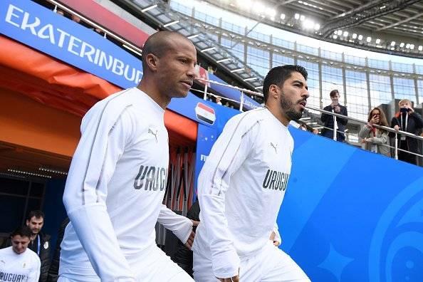 Uruguay vs Arabia Saudita: EN VIVO ONLINE Rusia 2018, horarios, alineaciones, canales de transmisión Getty Images