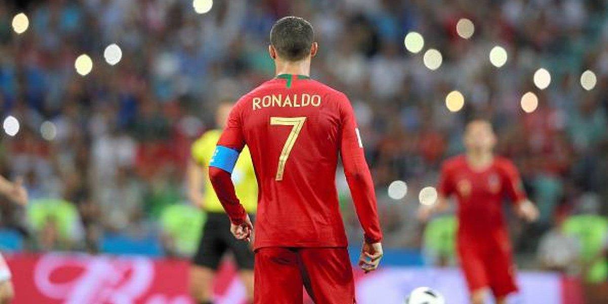 Cristiano Ronaldo: la única figura que brilló en la primera ronda de Rusia 2018
