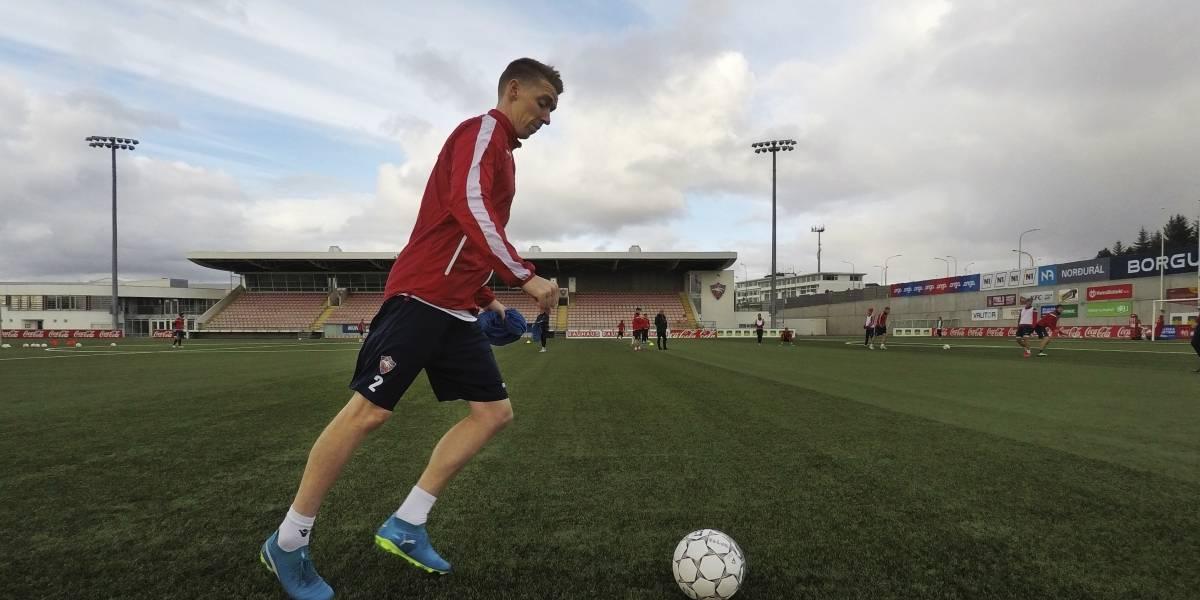Defensa de Islandia tuvo que pedir permiso en su trabajo para asistir al Mundial Rusia 2018