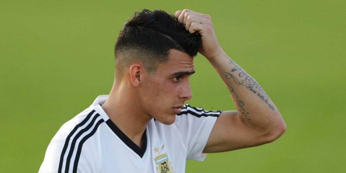 Joven apuesta para revitalizar ataque de Argentina