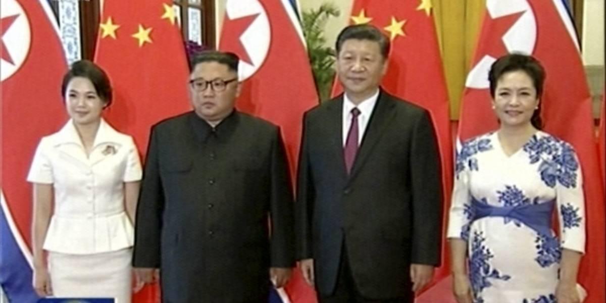 Kim Jong-un visita China para informar cómo transcurrió reunión con Trump