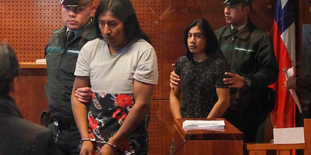 Dos nuevos detenidos tras asesinato a mujer en Santiago: la golpearon brutalmente con palo para robarle la cartera
