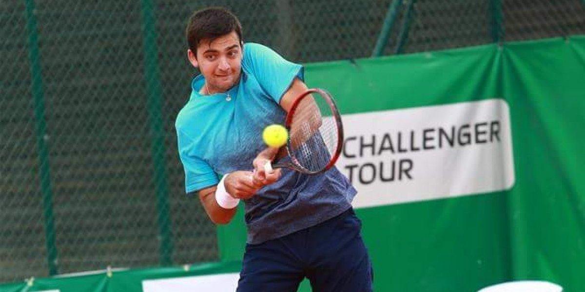 Garín sigue firme y avanza a los cuartos del Challenger de Blois
