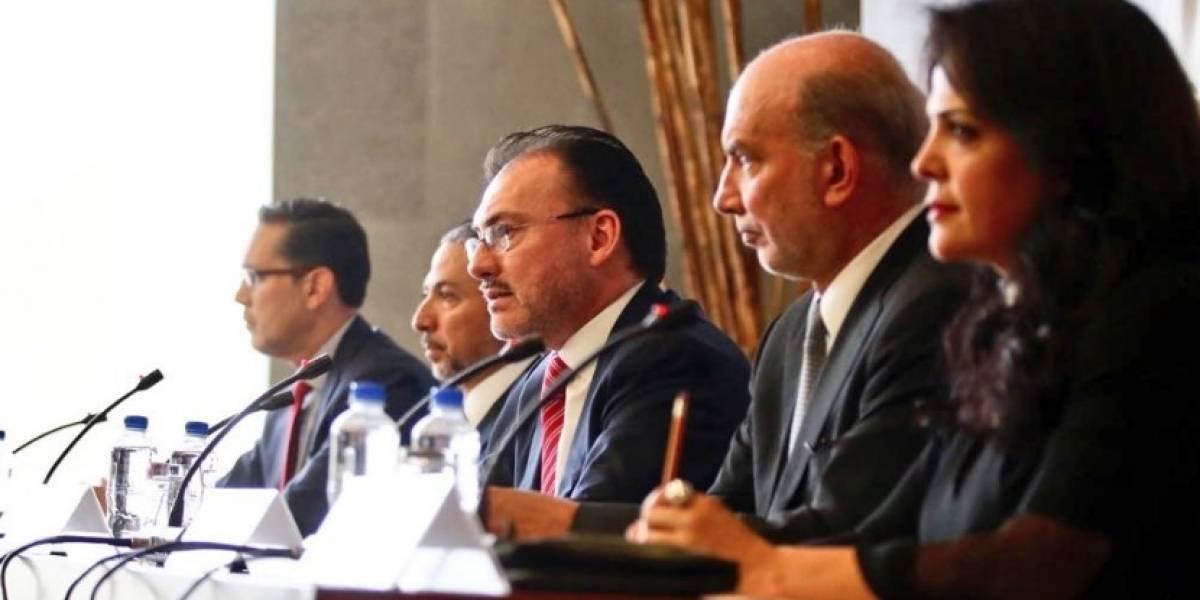Cancillerías de México y El Salvador piden detener separación de familias en EE. UU.