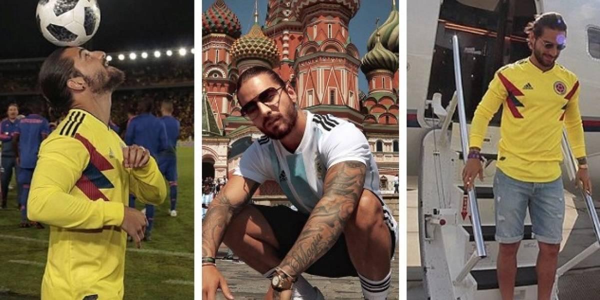 ¡Maluma fue víctima de millonario robo en Rusia!