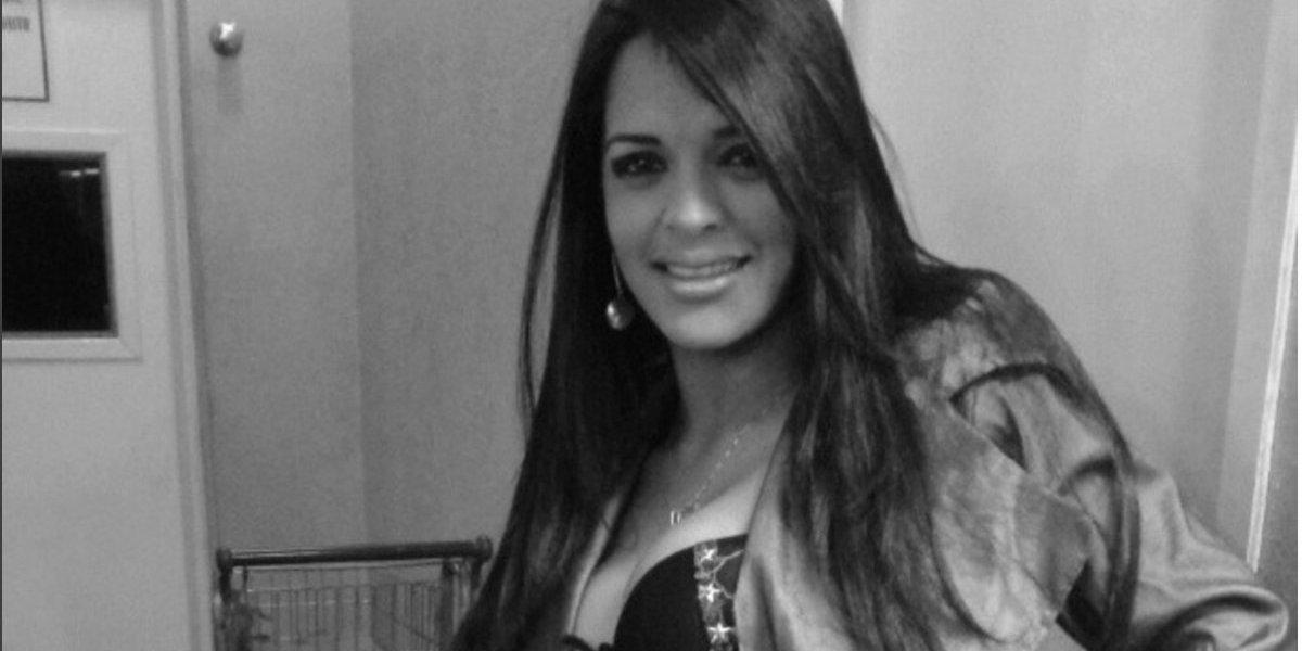 Amanda Bueno, la novia del Mundial que fue asesinada