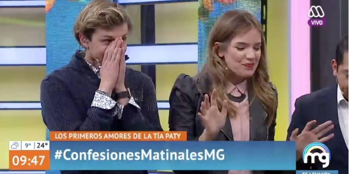 """""""¿Qué decía tu padre?"""": El incómodo momento que provocó pregunta de Joaquín Méndez a Millaray Viera"""