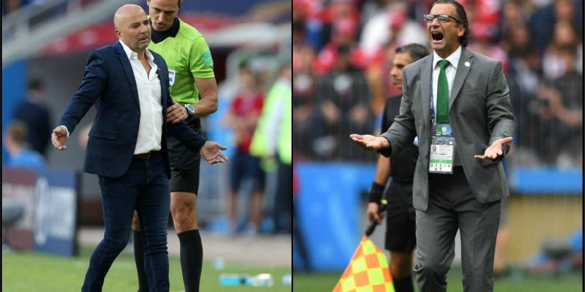 Sampaoli y Pizzi no pudieron: los DT argentinos sumaron solo un punto en cinco partidos en Rusia 2018