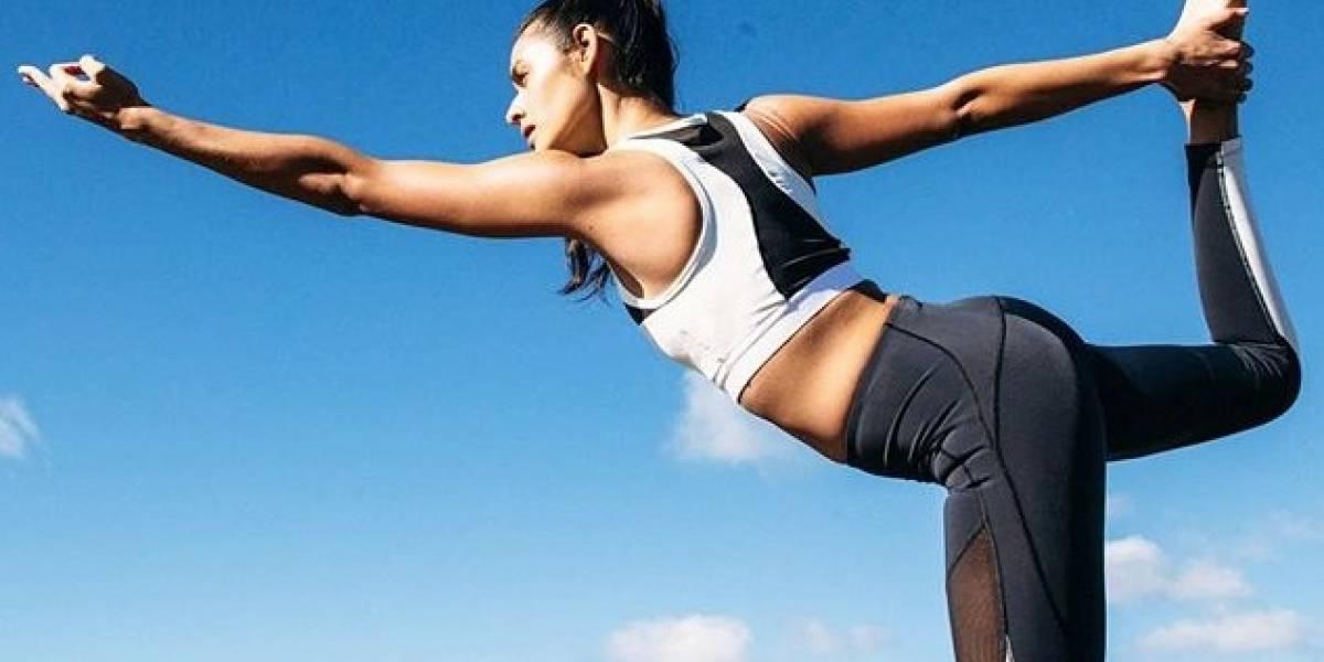 Nadi X, el primer pantalón inteligente que te advierte si estás haciendo mal las posiciones de yoga