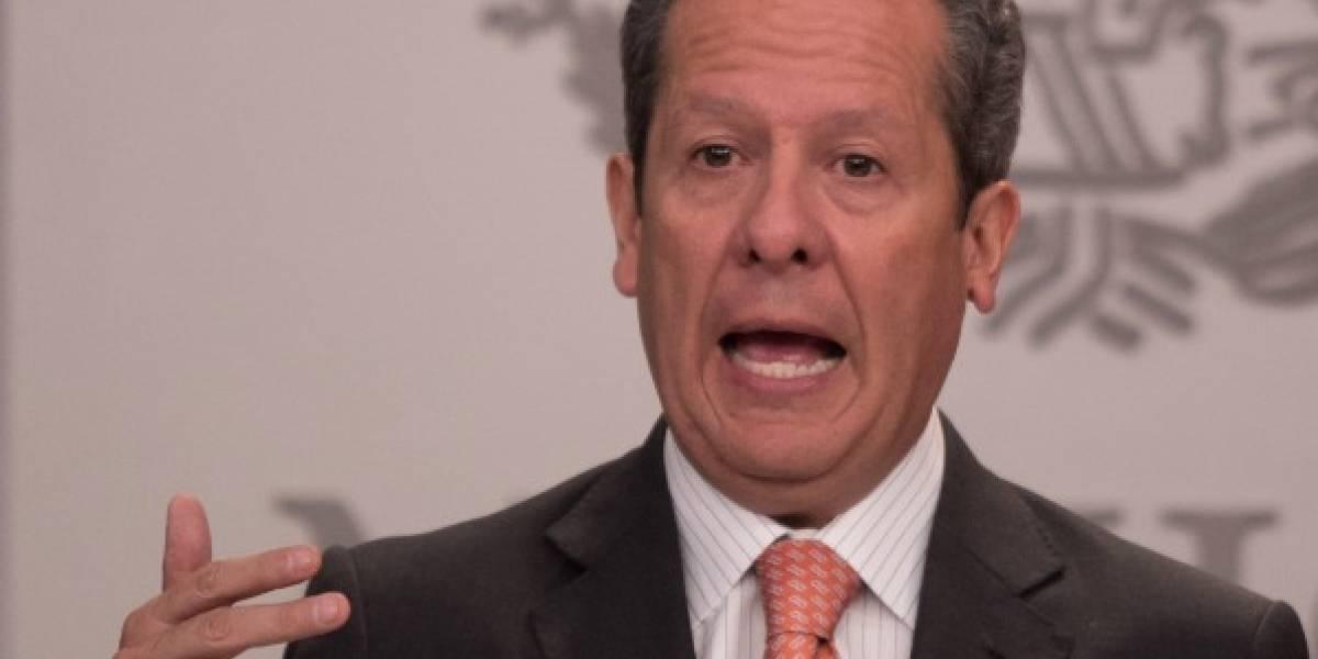 Denuncia contra Peña, una estrategia para obtener votos: vocero