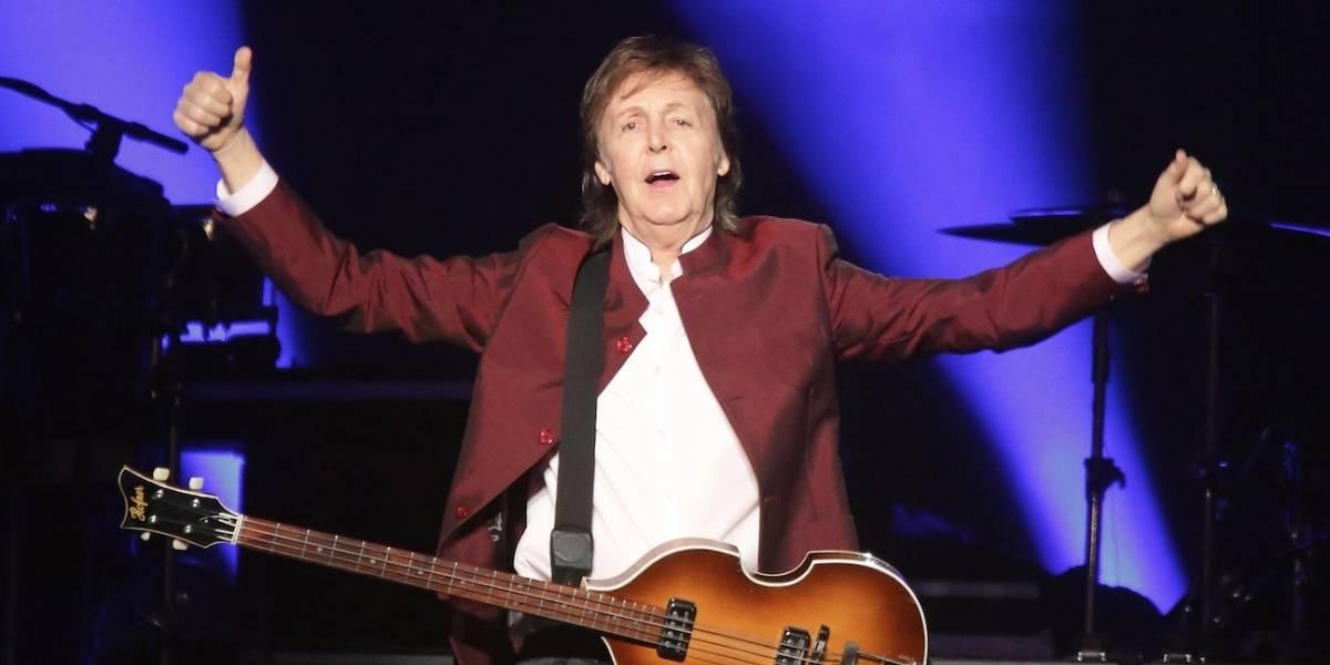 Paul McCartney lanzará dos nuevos sencillos que anticiparán su próximo disco