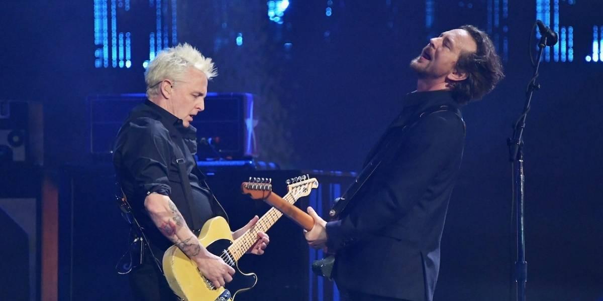 Pearl Jam cancela concierto por problemas vocales de Eddie Vedder