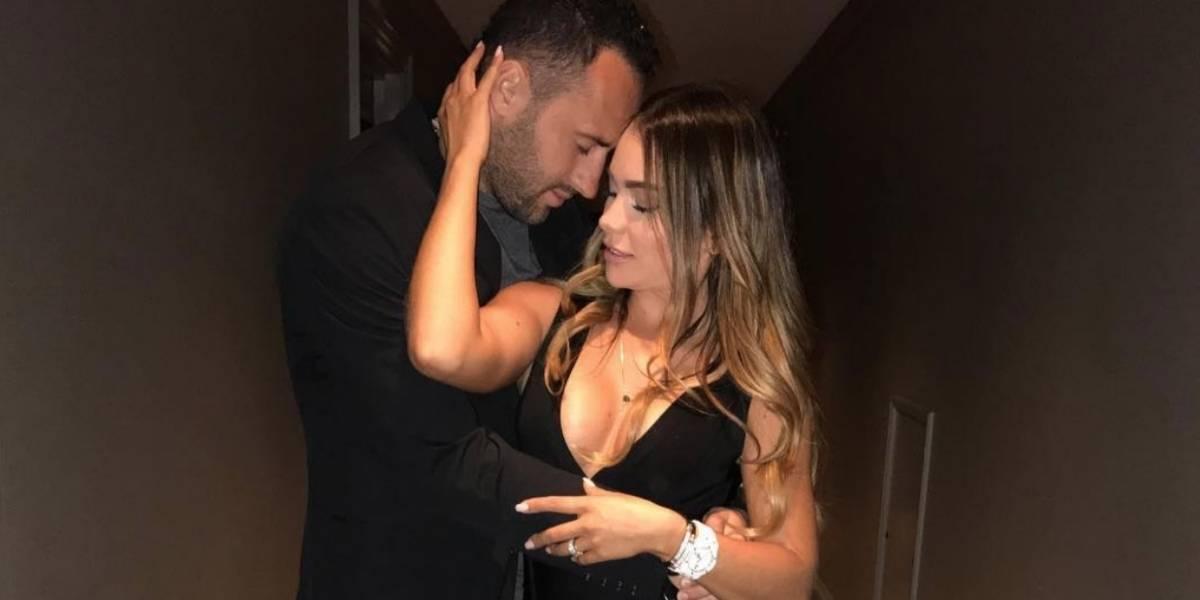 Así han cambiado David Ospina y Jéssica Sterling en más de una década de matrimonio